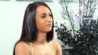 人妖-TRANSEROTICA Wild Tbabe Khloe Kay Ass Drilled After Blowjob