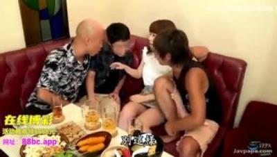 [中文字幕]POST-434寝取られNTR妻が地元の友だち(DQN)に结婚祝いということで饮み会を开いてもらい夫妇で招待されました2